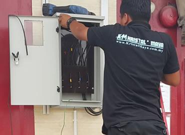 Kontraktor Elektrik Rumah Kediaman Dan Pejabat